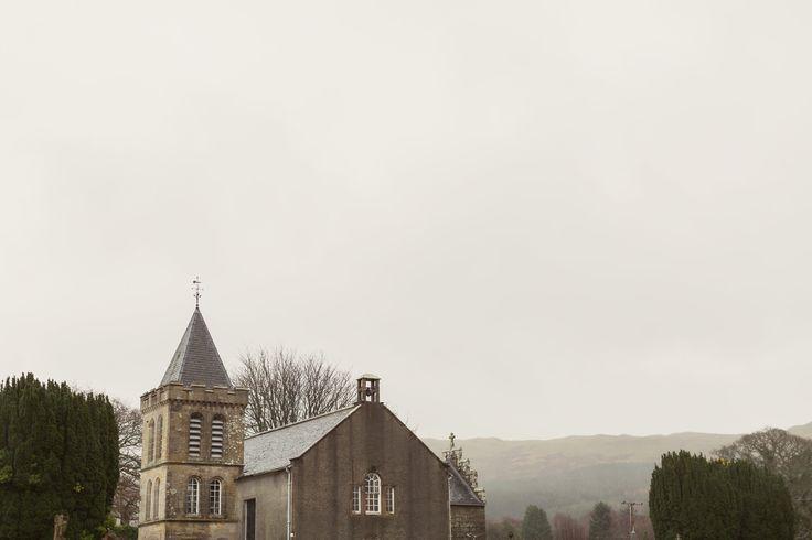 Straiton Parish Church - Ayrshire, Scotland