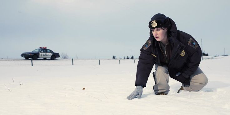 "Allison Tolman plays the female lead in FX's television adaptation of ""Fargo."" // #Baylor University, Class of 2004"