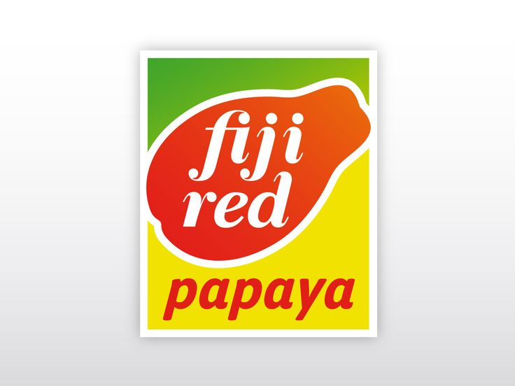Fiji Red Papaya logo