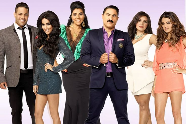 Shahs Of Sunset Series