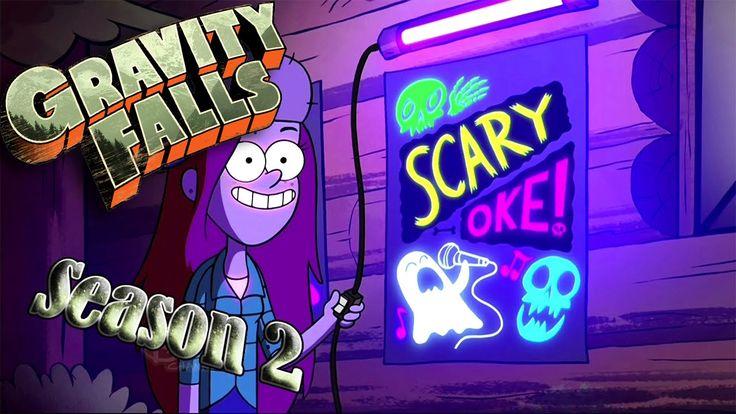 "Gravity Falls | Season 2 Episode 1 ""Scary-oke"" | Secrets, Theories, and ..."