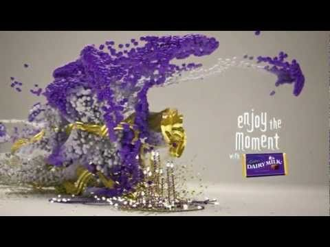 Enjoy the Olympic Moment with Cadbury Dairy Milk - YouTube