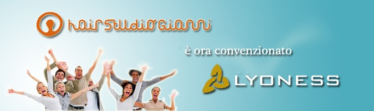 SEGUICI SU:  http://www.lyoness.net/internal/it/stores/it-IT/803895-Hairstudio-Gianni