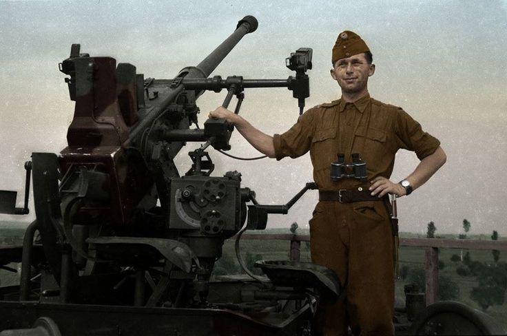 Hungarian 40mm Bofors/MAVAG.