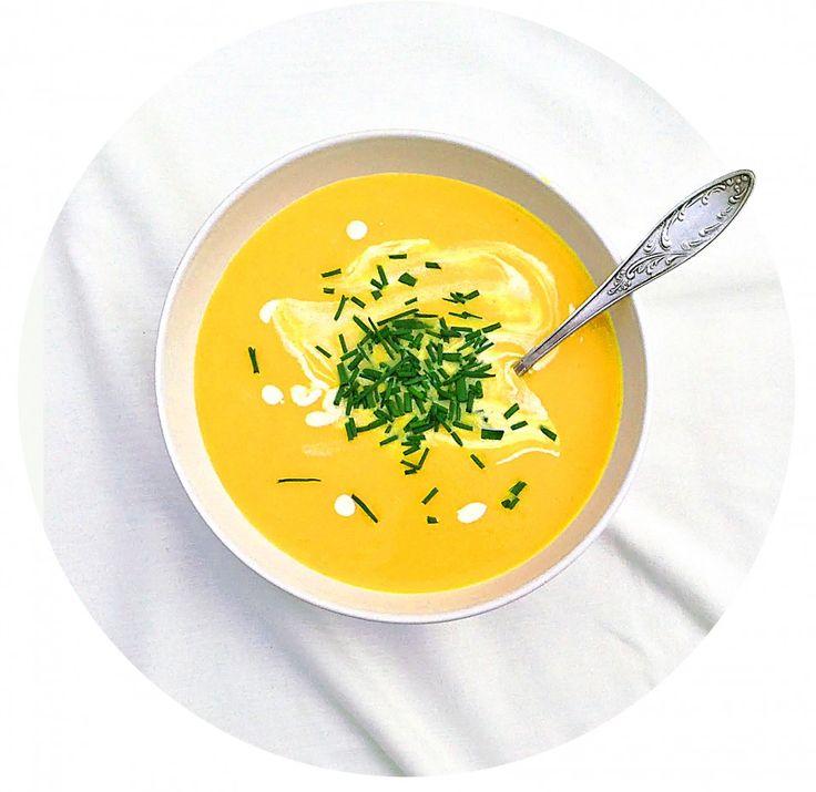 salatshop Тыквенный суп с кремом из кешью