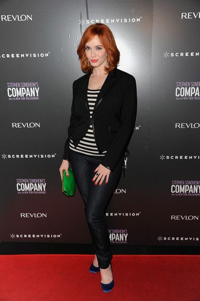 Contemporâneo (Christina Hendricks).