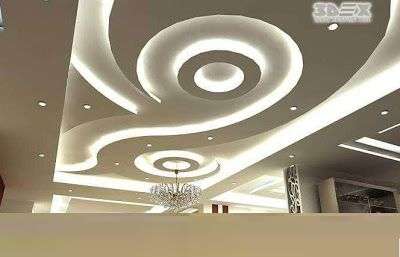 New modern false ceiling designs 2018 for bedroom with LED lights and how to make stylish bedroom false ceiling design, suspended ceiling and stretch ceiling with different materials, the best false ceiling designs and ideas for bedroom 2018