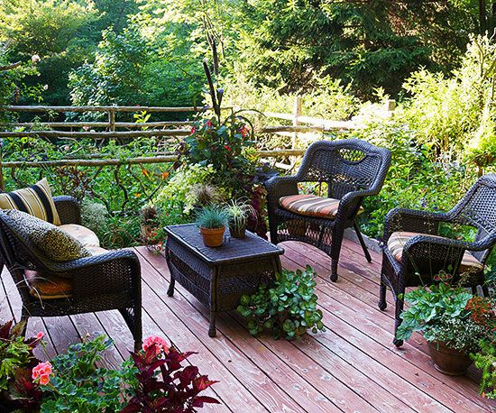 Patio Furniture Buying Guide Gardens Cleanses And Home Improvements