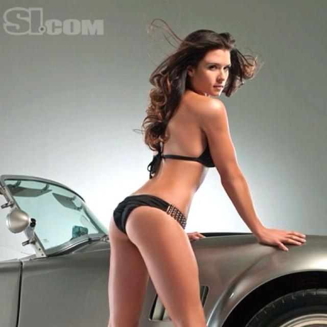 Danica Patrick | Victoria Secret vs Sports Illustrated | Pinterest