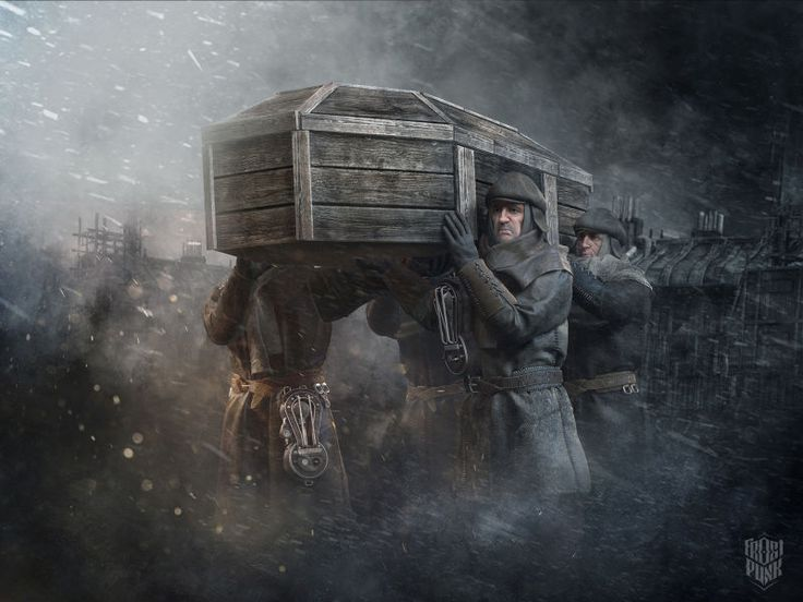The Art Of Frostpunk Art Concept Art Artwork