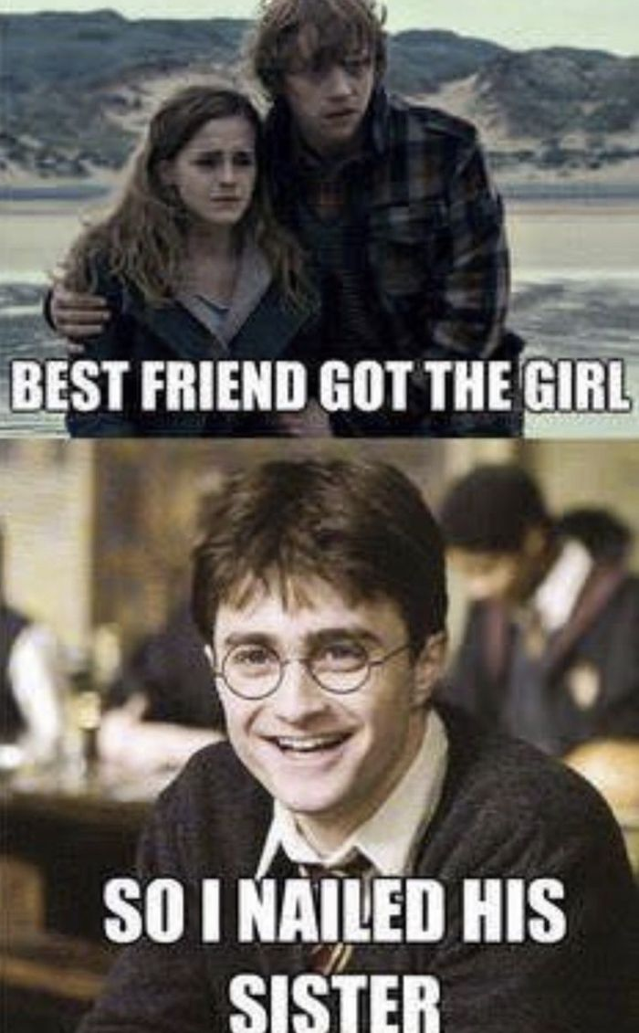 Pin By Sara Lovegood On Harry Potter In 2020 Funny Harry Potter Jokes Harry Potter Jokes Harry Potter Memes Hilarious