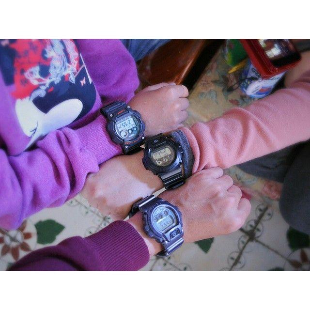 我們都是一家人… #Casio # #watch # #vsco # #vscocam # #vscoxvsco # #jaykong # #lifeshow # #intot #intof #intowb #