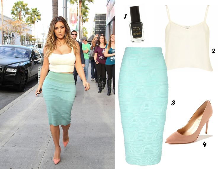 Get Kim Kardashian's Look For Less: Killer Outfits For A Fraction Of The Price - The Store Blog