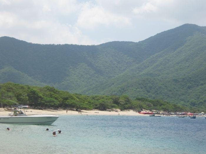 Pasadia en Bahía Concha en Tayrona, publicado por nuestro usuario Elkin