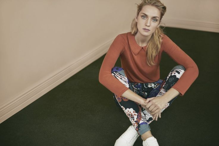 Keto pants and Katve blouse Nanso A/W 2016