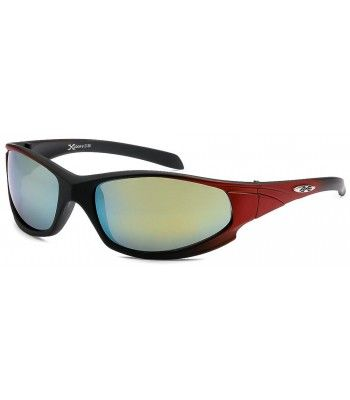 X-Loop Sunglasses Style # 8X2138 Red