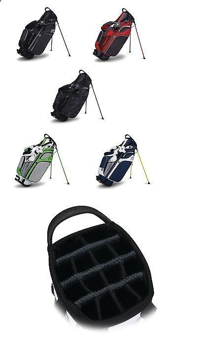 Golf Bags - Golf Club Bags 30109: 2017 Callaway Fusion 14 Stand Golf Bag - Choose A Color -> BUY IT NOW ONLY: $189.99 on eBay! #ChoosingGolfEquipment