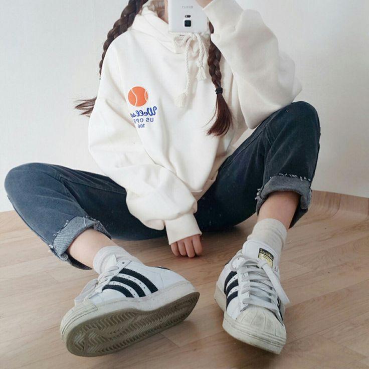 Bildergebnis für korean hoodie normcore