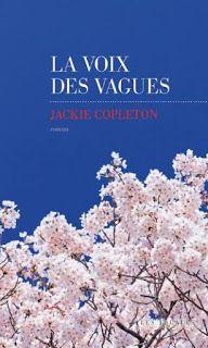 librairie la Lettre écarlate Arlon Géraldine livre: La voix des vagues…