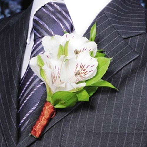 Alstroemeria Wedding Collection 20-piece