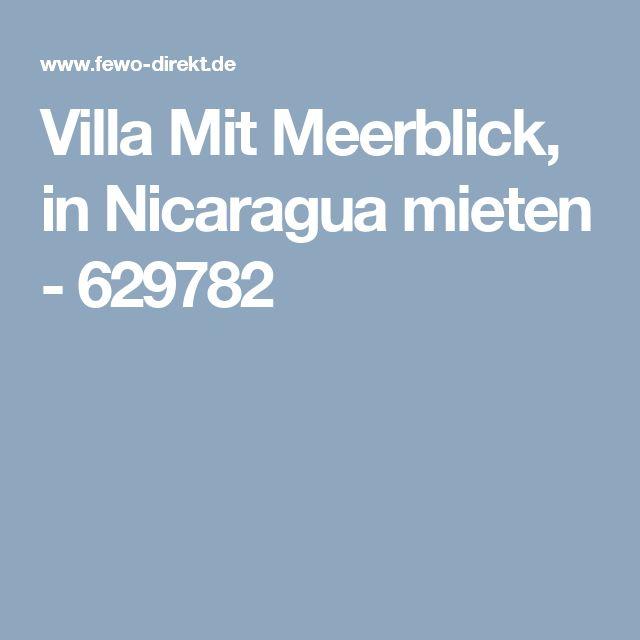 Villa Mit Meerblick, in Nicaragua mieten - 629782