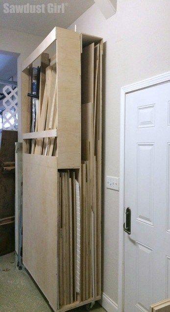 1000 Ideas About Lumber Storage On Pinterest Lumber