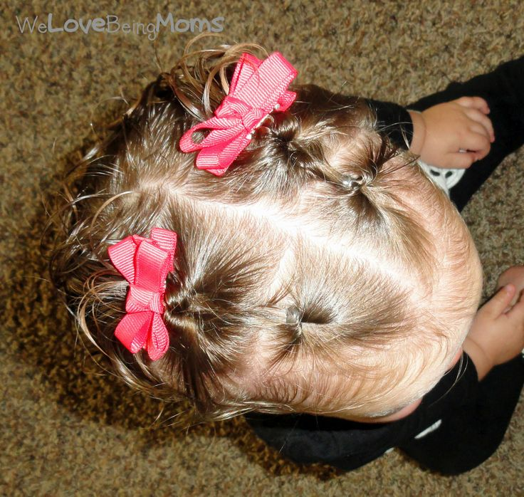 Pleasant 12 Best Images About Baby Girl Hairstyle On Pinterest Easy Short Hairstyles For Black Women Fulllsitofus