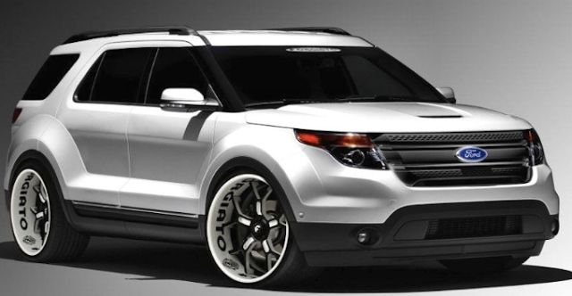 2017 Ford Expedition Performance and Price Rumors - New Car Rumors