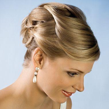 penteados para cabelos curtos - Pesquisa Google            penteado- cabelo curto preso