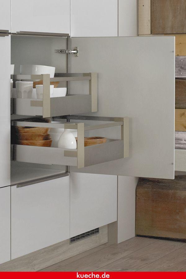 Getrennt Ausfahrbare Auszuge Kuchenschrank Schrank Kuchen Mobel