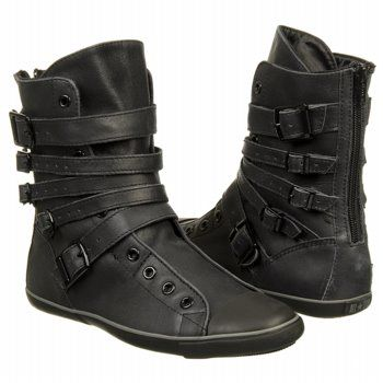 leather converse for women