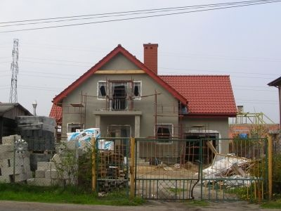 Projekt domu Wiosenny