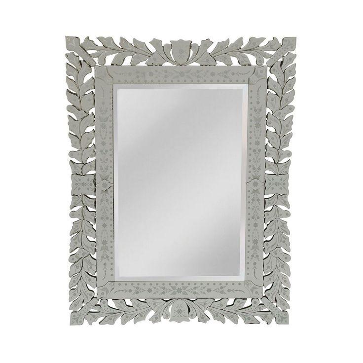 "1STOPlighting.com | Cheltemham - 53"" Rectangular Mirror"