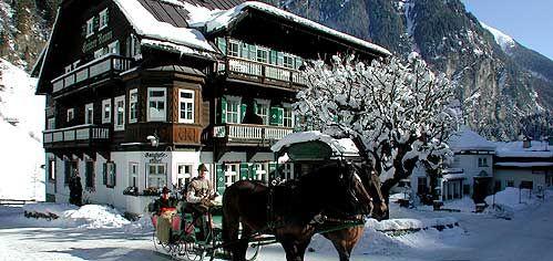 Hoteldorf Grüner Baum, Bad Gastein Hotel, Spa Retreat, Austria, SLH