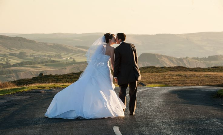 And they lived happily ever after......... Let us fulfill your dreams and help create unforgettable memories of your wedding day. http://devonshirefell.co.uk/weddings/ #Weddings #Wedding #Yorkshire