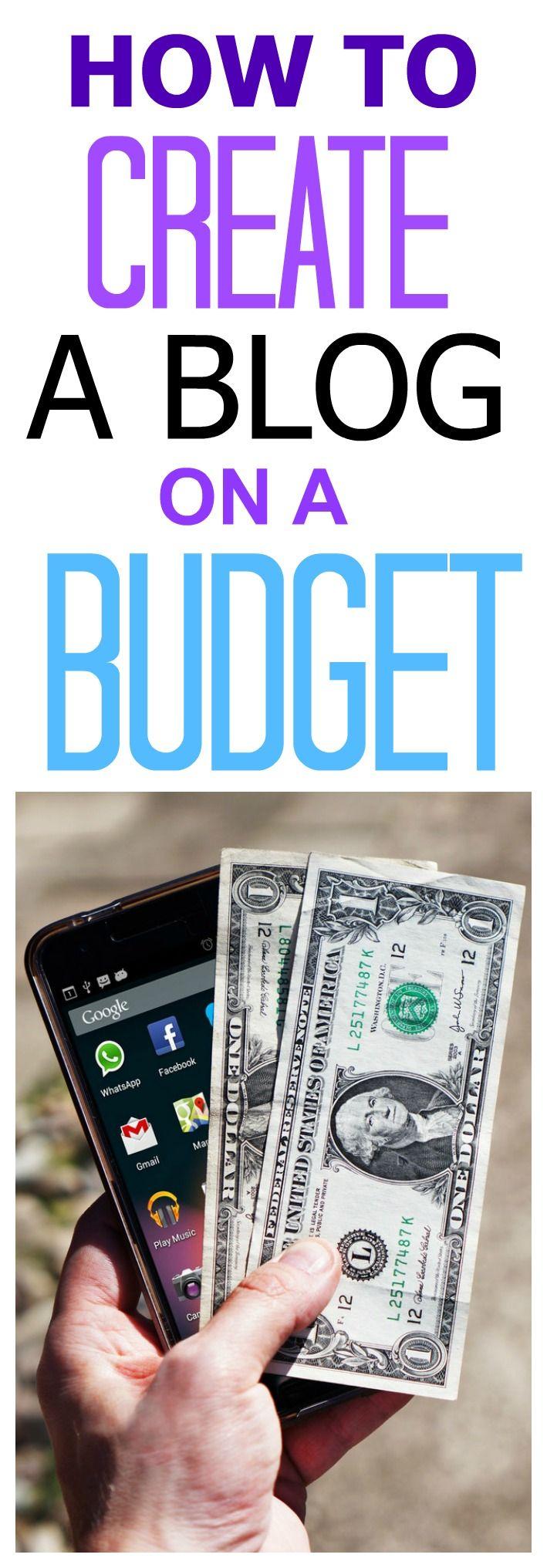 Erstellen Sie einen Blog, damit Sie jetzt Geld verdienen können. Schritt für Schritt Anleitung zum Erstellen …   – Save Money, Make Money, Live Better