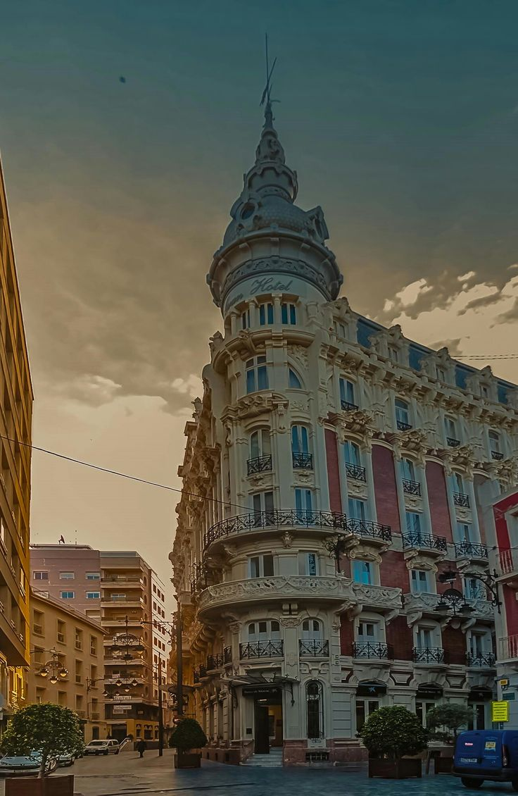 Gran Hotel, Cartagena.