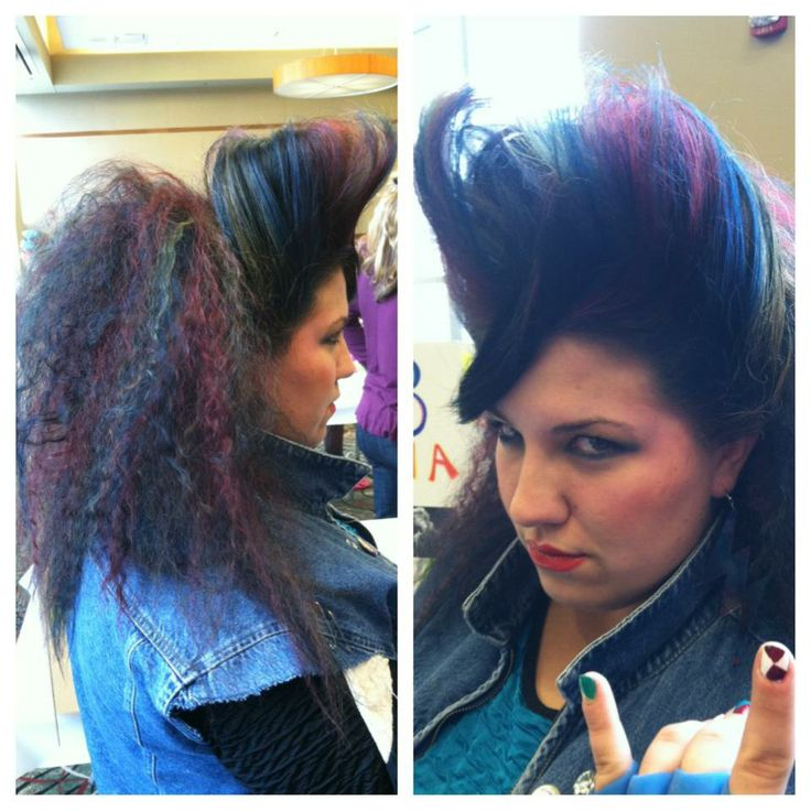80's Color and Style