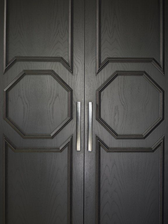 door panel (by greg natale)