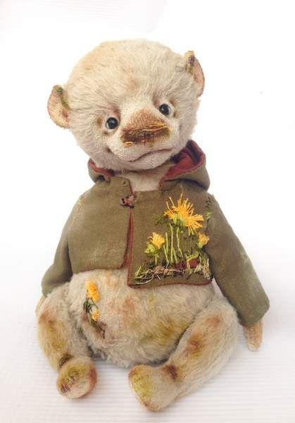 Spring fluff By Bronnikova Tatiana - Bear Pile