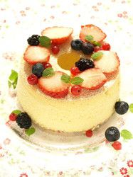 With just 1 egg, you can bake a mini chiffon cake. Users have commented that you can also make muffins or mini decorated cakes. Try it out for yourself.