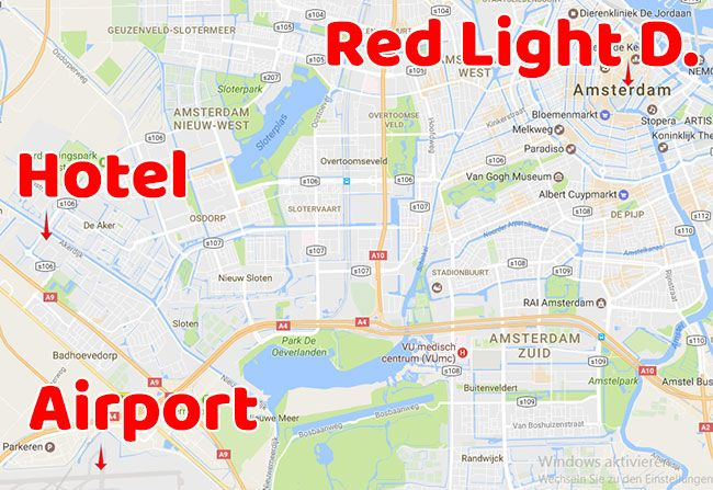 Lighting Basement Washroom Stairs: Amsterdam Red Light District Girls Prices & Hidden Cam
