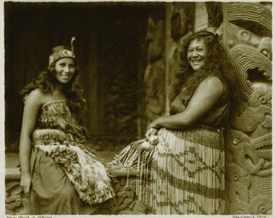 Maori Traditional Dress