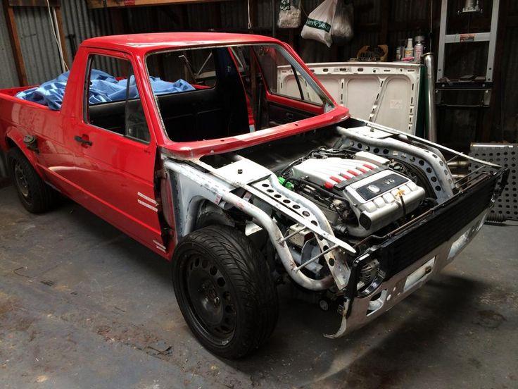 mk1 caddy r32 4motion