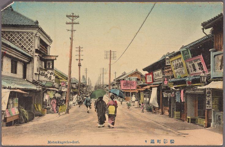 Matsukagecho-dori(松影町)