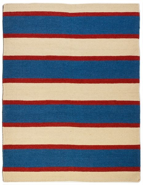 Rug By Maine Cottage Portland Head Wool Berber Striped