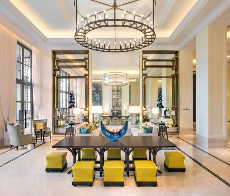Perfect G.A Design: Luxury Interior And Architectural Design | St Regis Langkawi