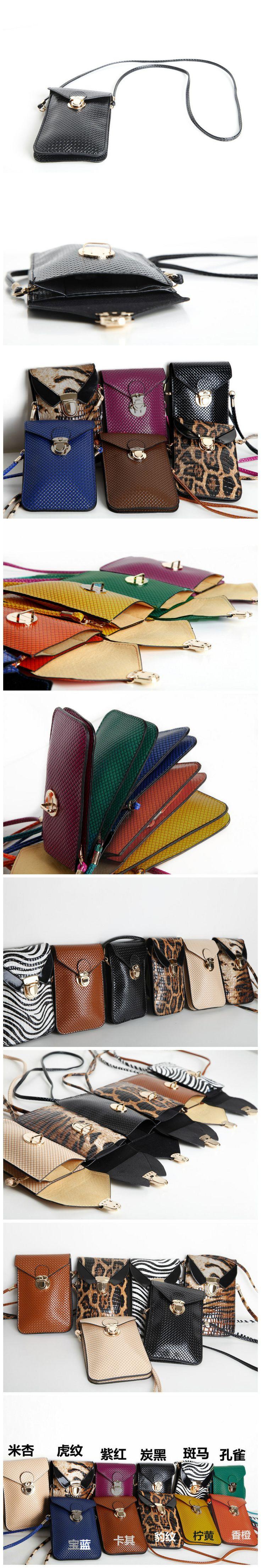 45ю Европейской и американской моды дикий женский корейский ретро сумка мини сотовый телефон сумка кошелек плечо диагональ пакет - Taobao