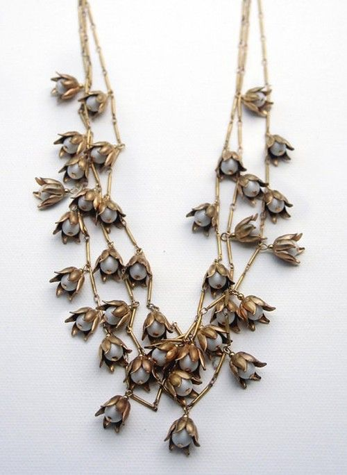 Bohemian Wornest-France .... lovely necklace