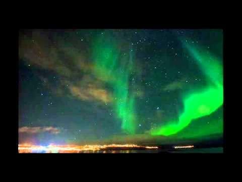 Northern Lights in Iqaluit - NU